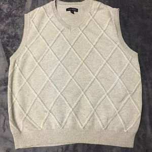 🛍4/$20 Club Room Knitted Vest